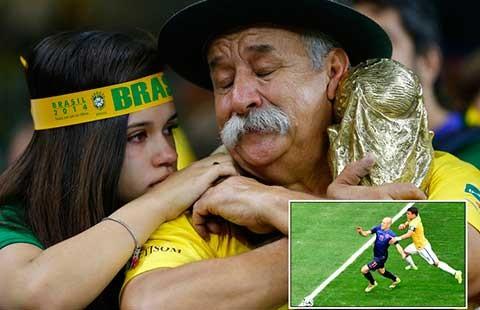 Bản tự kiểm của bóng đá Brazil - ảnh 1