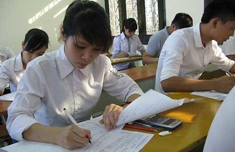 Tỉ lệ đỗ tốt nghiệp THPT sẽ cao - ảnh 1
