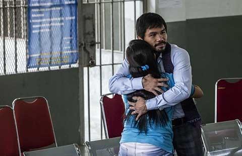 Pacquiao cứu một phụ nữ thoát án tử - ảnh 2
