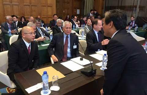 Trung Quốc phá môi trường biển Đông - ảnh 1