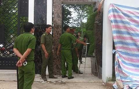 Vụ thảm sát ở Bình Phước: Một kiểu gây án lạ!  - ảnh 1