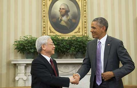 Thương mại là điểm sáng nhất trong quan hệ Việt - Mỹ - ảnh 2