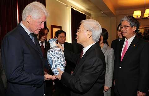 Việt Nam - Hoa Kỳ mở ra khuôn khổ hợp tác mới  - ảnh 2