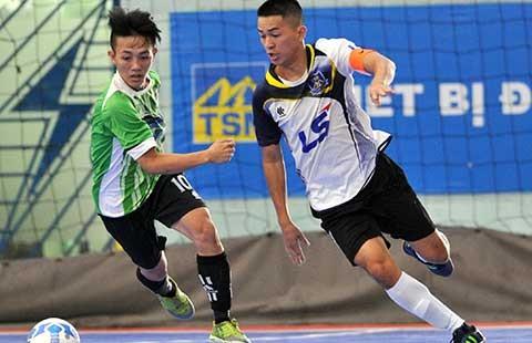 Bán kết giải Futsal LS Cup TP.HCM: Huynh đệ tương tàn - ảnh 1