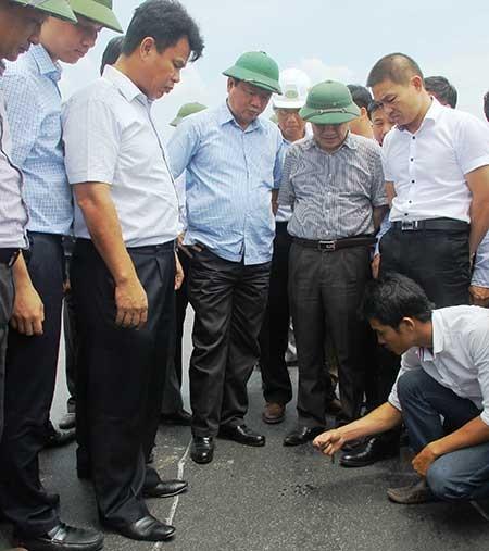 'Quốc lộ 1A bị phá có chủ đích' - ảnh 2