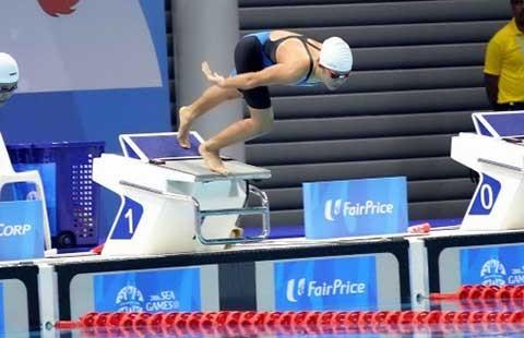 Vụ kiện liên quan tài năng bơi tuổi 14 - ảnh 2