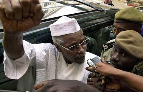 Phiên tòa lịch sử xét xử cựu tổng thống Chad - ảnh 1