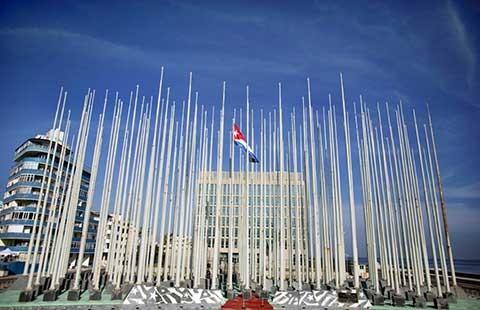 Ngày 20-7, Mỹ và Cuba mở cửa lại đại sứ quán - ảnh 1