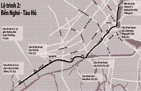 TP.HCM sắp có canô bus - ảnh 1