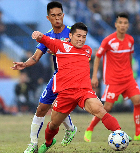 Vòng 18 V-League: Phao cứu sinh! - ảnh 1