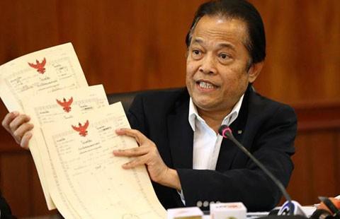Chủ tịch LĐBĐ Thái Lan lãnh án tù - ảnh 1