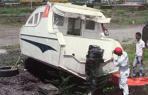 Trả hồ sơ vụ chìm canô chết chín người - ảnh 1