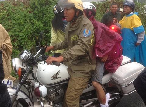 Đại tá Trần Thanh Trà: CSGT ra đường không chỉ chăm chăm xử phạt  - ảnh 2