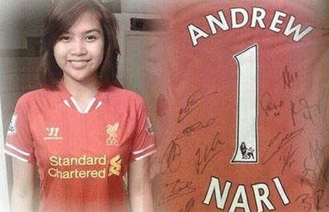 Liverpool và fan đặc biệt trên chuyến bay MH370 - ảnh 1