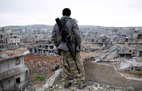 Mỹ bắt tay với Thổ Nhĩ Kỳ đánh Nhà nước Hồi giáo - ảnh 1