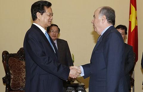 Việt Nam-Brazil thúc đẩy quan hệ hợp tác cùng có lợi - ảnh 1