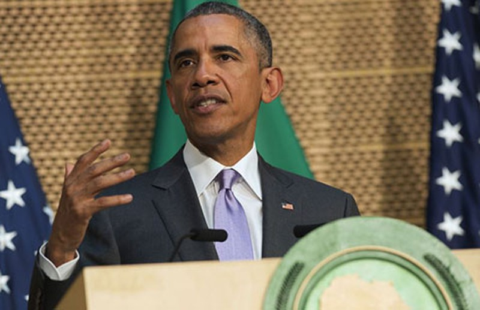 Obama kêu gọi chống tham nhũng ở châu Phi - ảnh 1