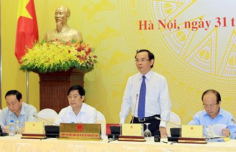 Sẽ làm rõ quy trình bổ nhiệm ông Nguyễn Xuân Sơn   - ảnh 1