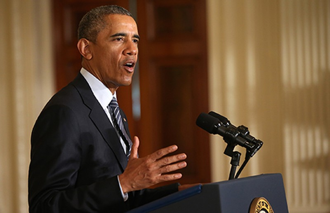 Tổng thống Obama muốn giảm 32% lượng khí thải - ảnh 1