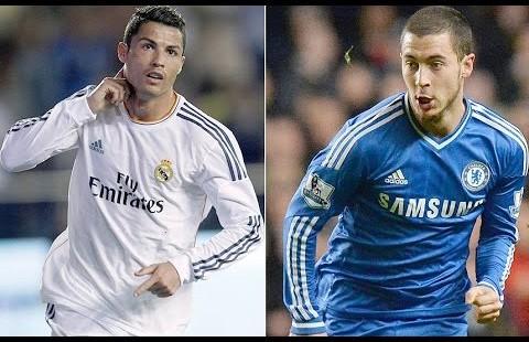 Hazard hay hơn Ronaldo! - ảnh 1