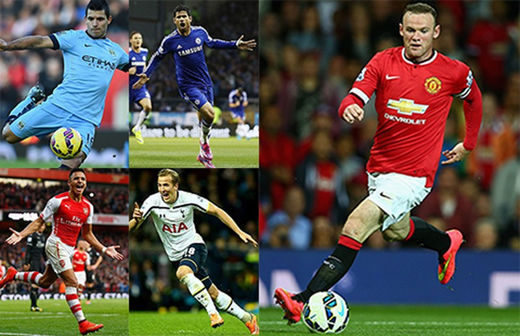 Premier League 2015-2016: Năm chân sút được kỳ vọng nhất! - ảnh 1