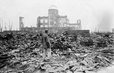 70 năm sự kiện Hiroshima: 'Đứng lên từ cái chết' - ảnh 1