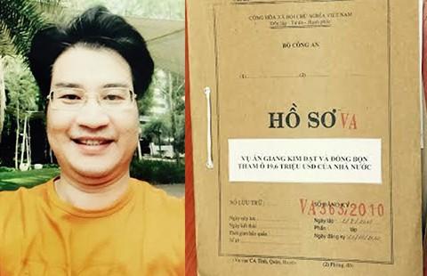 Kê biên 34  BĐS trị giá hơn 100 tỉ của Giang Kim Đạt - ảnh 1