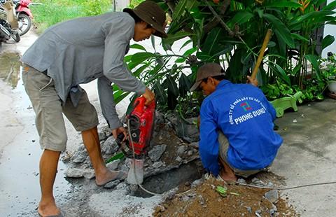 TP.HCM: Thêm 37.700 hộ dân có nước sạch - ảnh 1