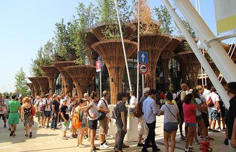 Nhà Việt Nam tại EXPO sẽ khắc phục thiếu sót - ảnh 1