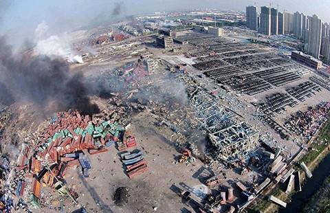 Dân Thiên Tân sợ không khí nhiễm độc - ảnh 1
