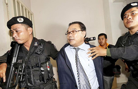 Nghị sĩ Campuchia bị truy tố ba tội - ảnh 1
