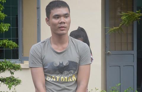 Chế tạo thuốc nổ, một thanh niên bị tạm giữ - ảnh 1