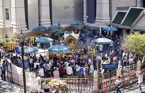 Hé lộ nghi can đánh bom ở Thái Lan - ảnh 1
