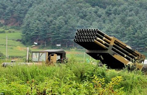 70% tàu ngầm Triều Tiên rời căn cứ - ảnh 1