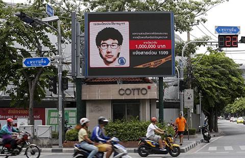 Thủ phạm đánh bom ở Bangkok có thể đã rời Thái Lan - ảnh 1