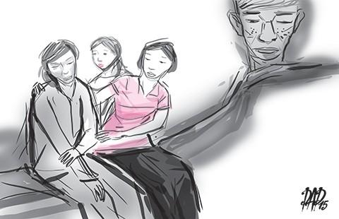 Người mẹ xin giảm án cho kẻ hại con mình - ảnh 1