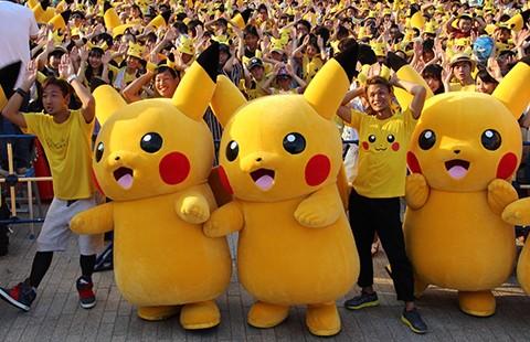 Nhân vật nổi tiếng Pokemon đến Việt Nam - ảnh 1