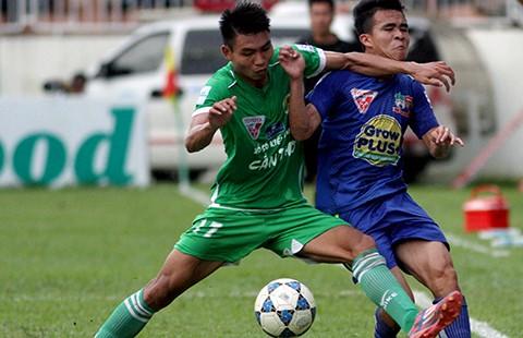 Vòng 24 Toyota V-League: Kèo trên dễ gãy - ảnh 1