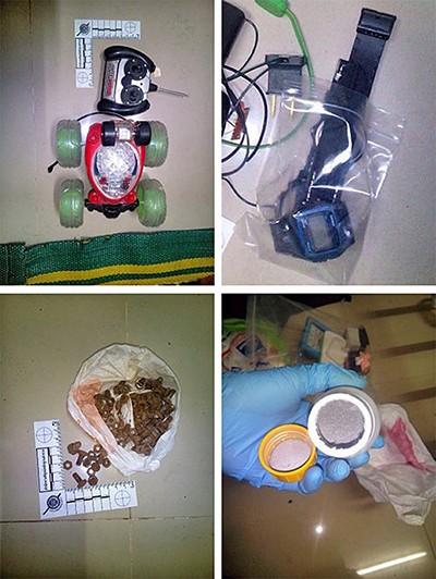 Vụ đánh bom Bangkok: Phát hiện thêm vật dụng chế tạo bom - ảnh 1
