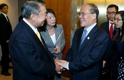 Việt Nam ưu tiên hàng đầu trong chính sách đối ngoại của Nhật Bản - ảnh 1