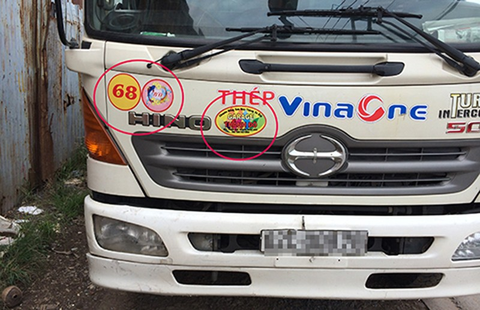 Quá trình lột xác của logo 'xe vua' - ảnh 1