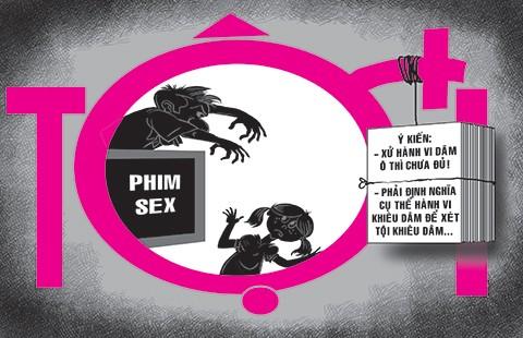 Buộc trẻ em xem phim, ảnh sex, sẽ bị tội? - ảnh 1