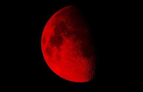 'Siêu trăng máu' sắp tái xuất sau 30 năm  - ảnh 1