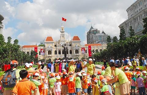 Sài Gòn thiếu không gian cho tượng - ảnh 2