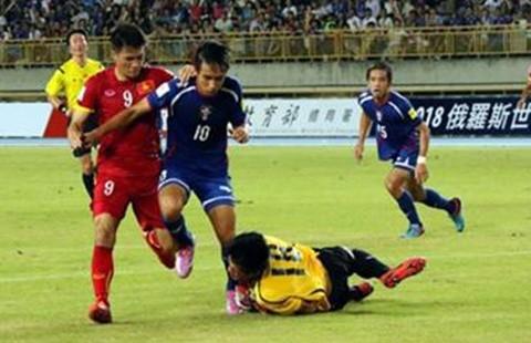Nhìn lại trận Việt Nam thắng Đài Loan: Chuyên nghiệp yếu hơn nghiệp dư - ảnh 1