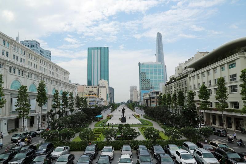 Sài Gòn thiếu không gian cho tượng - ảnh 1