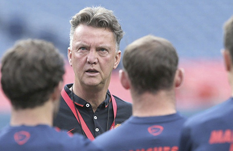 Van Gaal: 'Mối quan hệ giữa tôi và cầu thủ MU không hề mâu thuẫn!' - ảnh 1