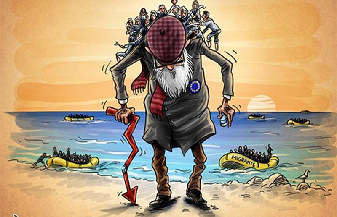 Châu Âu bất đồng về nhập cư - ảnh 1
