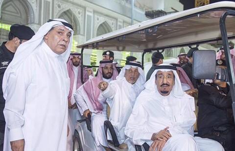 Hành hương đến thánh địa Mecca vẫn bình thường - ảnh 1