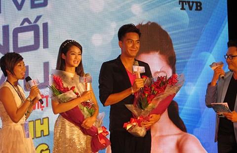 SCTV Việt Nam và TVB Hong Kong hợp tác sản xuất phim - ảnh 1